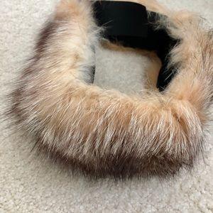 Fox Fur Head band
